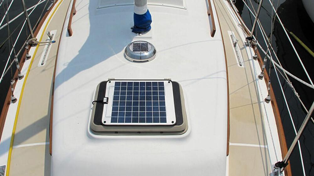 teknelerde güneş enerjisi